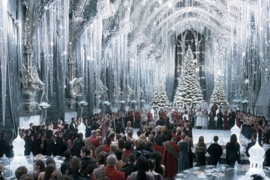 Christmas Harry Potter.All 50 Christmas Gifts Given In The Harry Potter Books Ranked