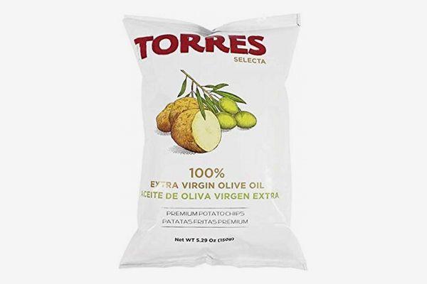Torres Selecta Olive-Oil Potato Chips
