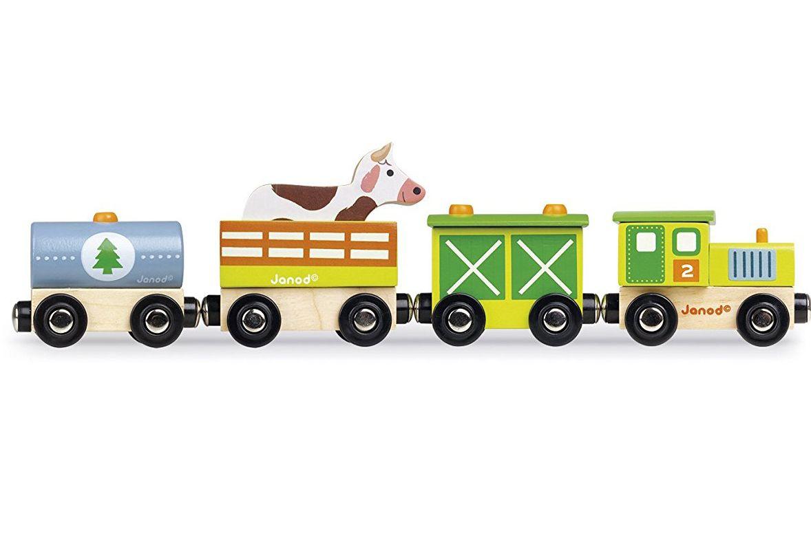 Janod Story — Farm Train