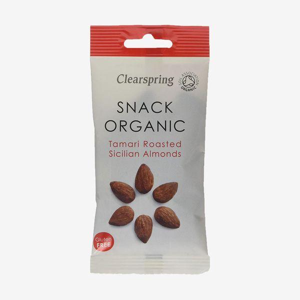 Organic Tamari Roasted Sicilian Almonds
