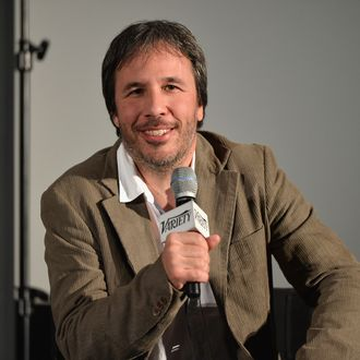 HOLLYWOOD, CA - NOVEMBER 15: Director Denis Villeneuve attend the 2013 Variety Screening Series Presents Warner Bros.'s