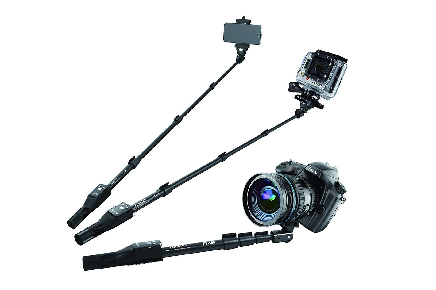7 Best Selfie Sticks