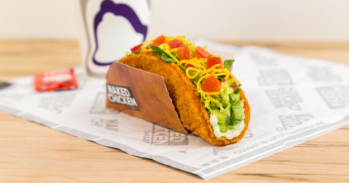 Taco Bell Will Finally Unleash Fried-Chicken Taco Shells on the Unsuspecting Nation