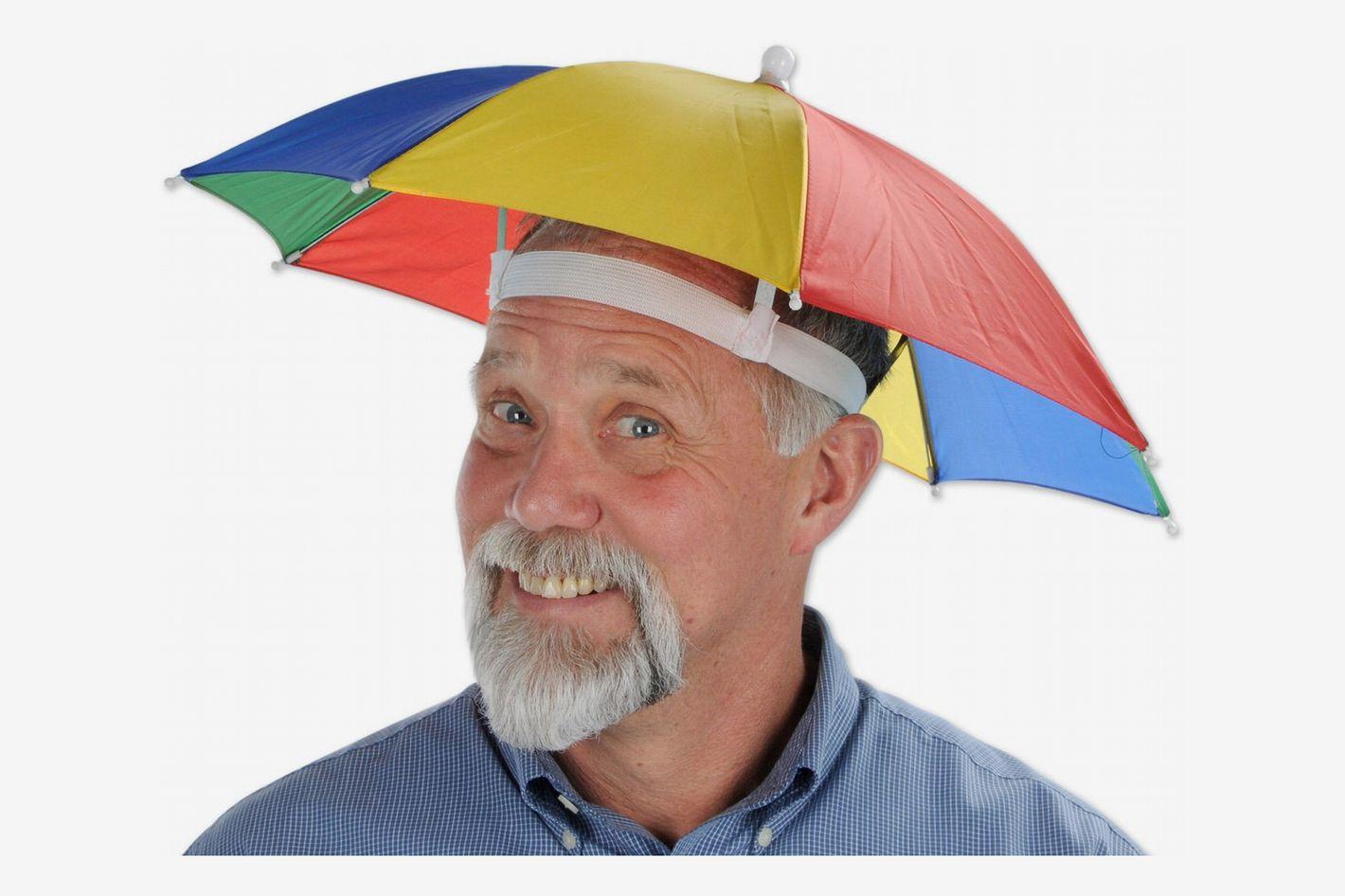 Beistle Umbrella Hat