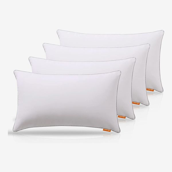 Sweetnight Anti-Snore Pillows 4 Pack