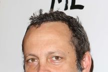 "NEW YORK, NY - JUNE 19:  Vince Vaughn attends ""Holler If Ya Hear Me"" opening night at Palace Theatre on June 19, 2014 in New York City.  (Photo by Walter McBride/Getty Images)"