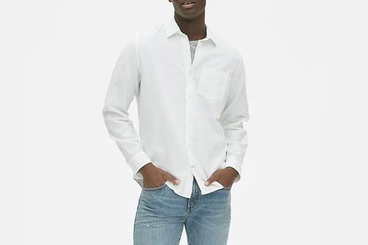 Gap Linen-Cotton Shirt