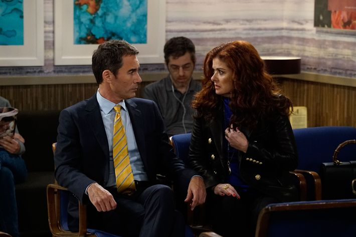 will and grace happy anniversary