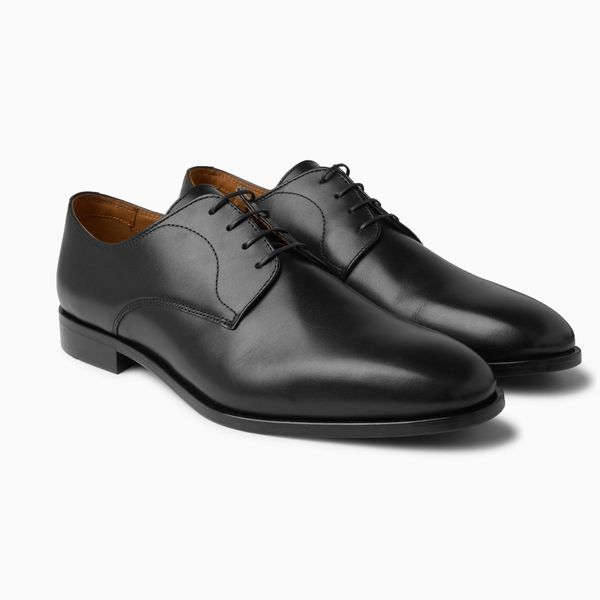Hugo Boss Lisbon Leather Derby Shoes