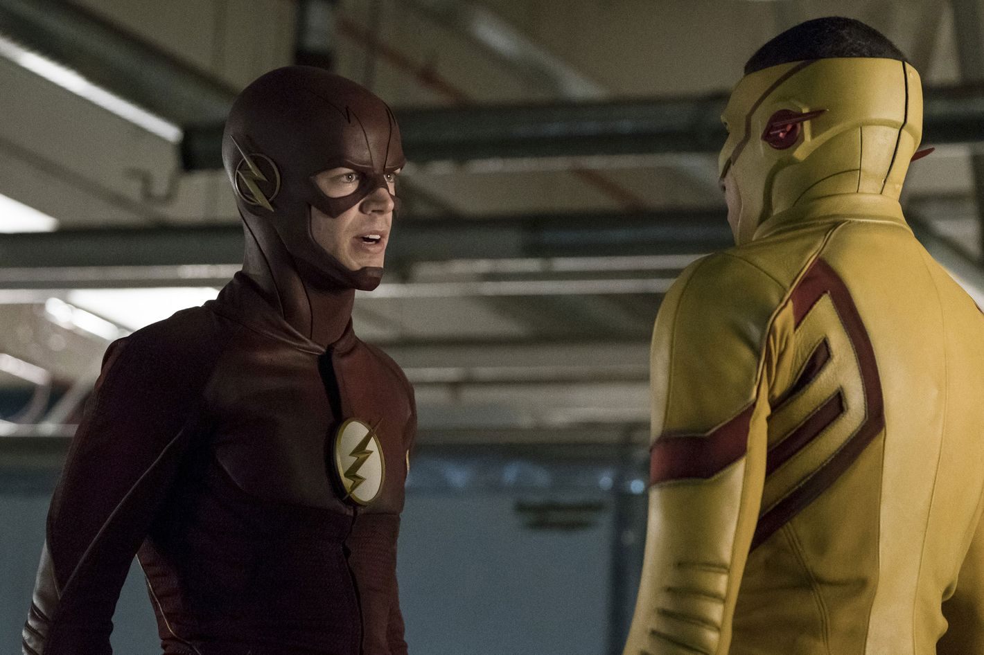The Flash Recap Nothing Is Written