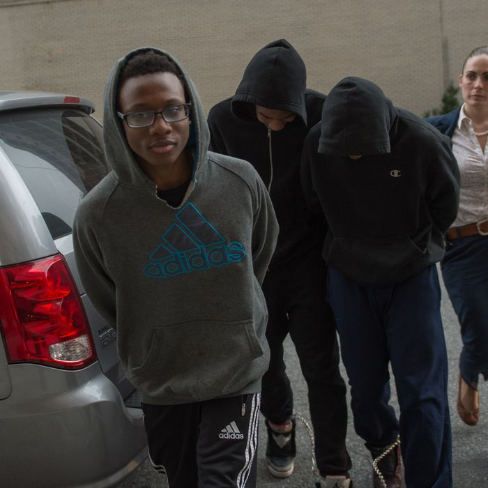 Gang-Rape Suspects Arraigned In Brooklyn Criminal Court