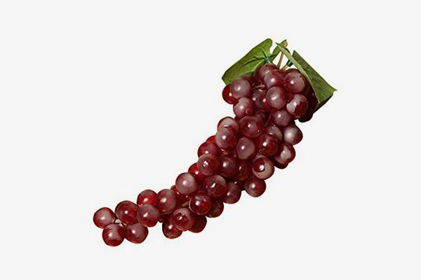 Artificial Red Grapes - 28cm