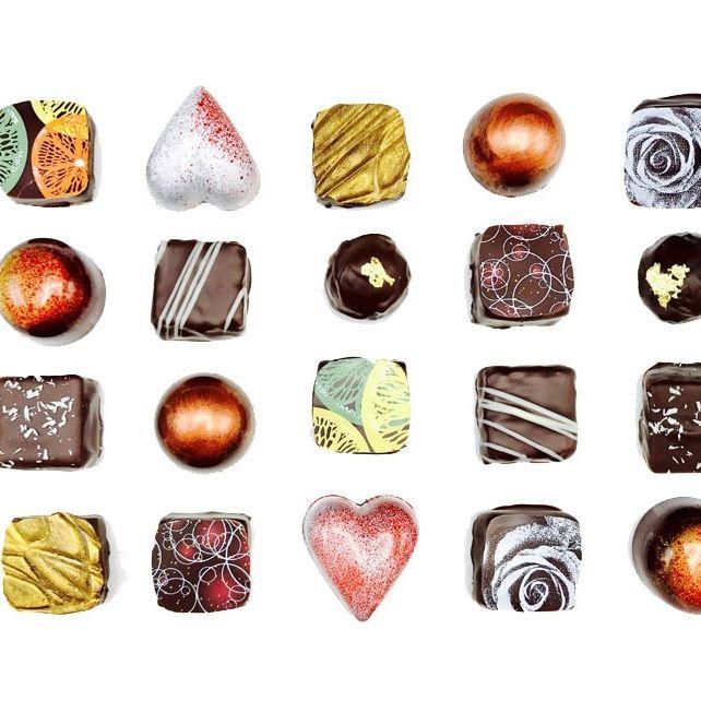 Jean-Georges Valentine's Chocolate Box