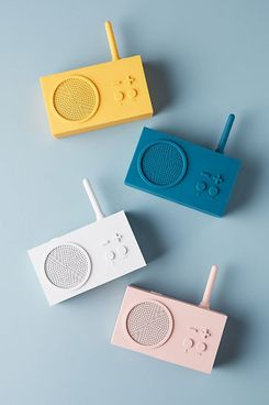Tykho Radio and Bluetooth Speaker