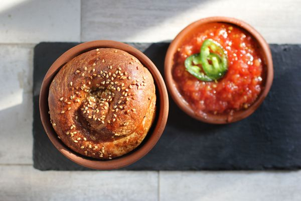 This Spectacular Middle Eastern Bread Will Make You Forget All About Pita