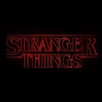 play around with a stranger things title font generator