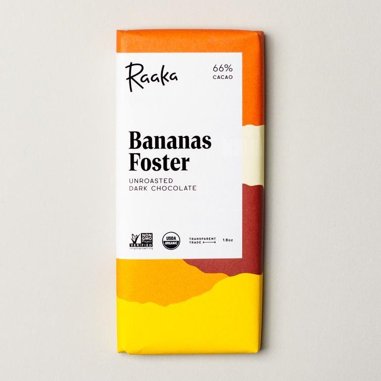 Raaka Bananas Foster