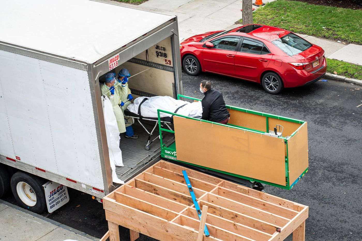 A NYC Hospital CMO on Refrigerated Trucks for Coronavirus
