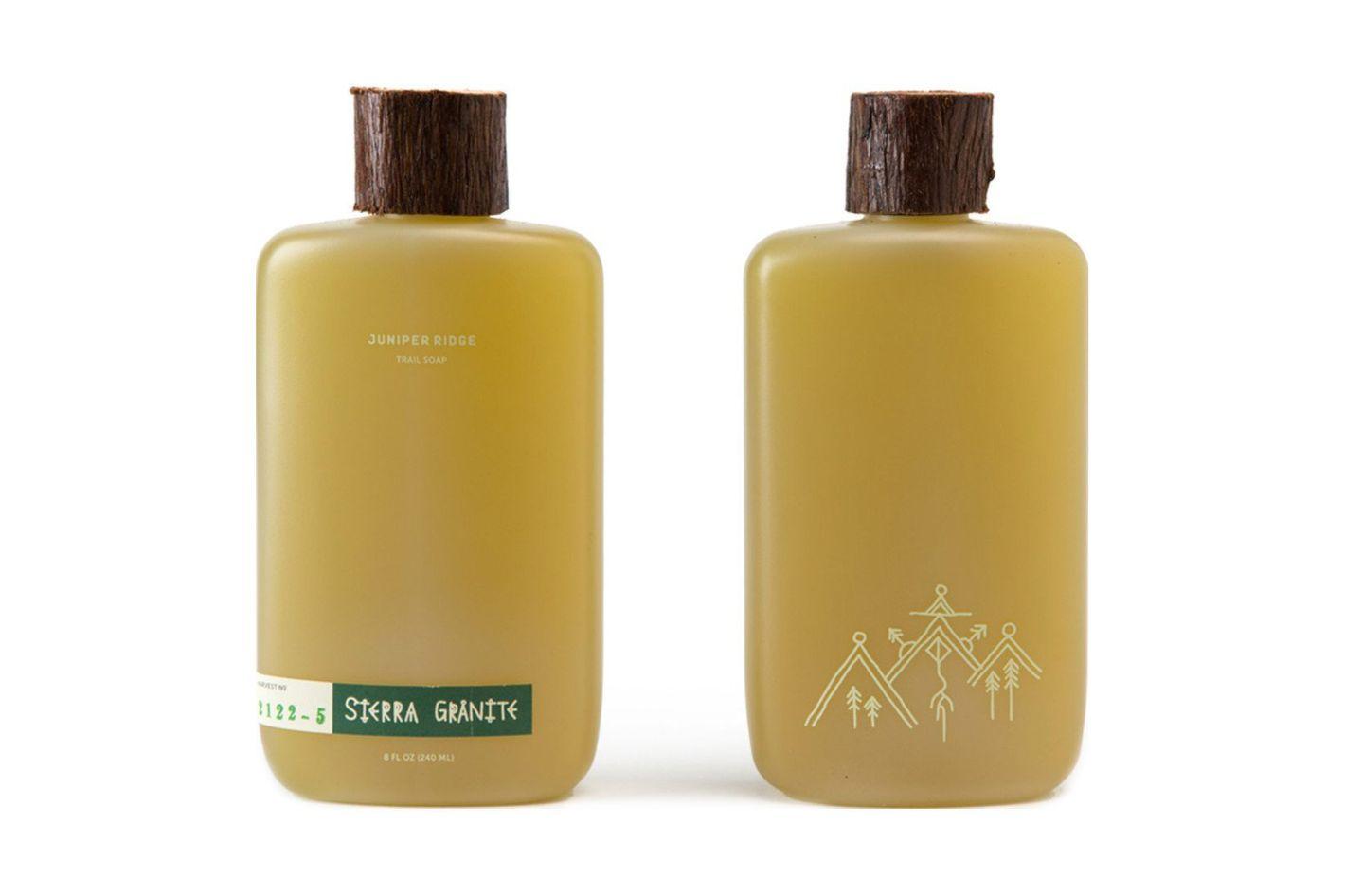 Juniper Ridge Organic Trail Soap