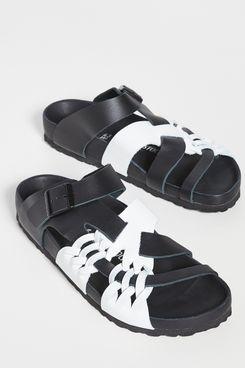 Birkenstock 1774 x Central St. Martins Tallahassee Men's Sandals