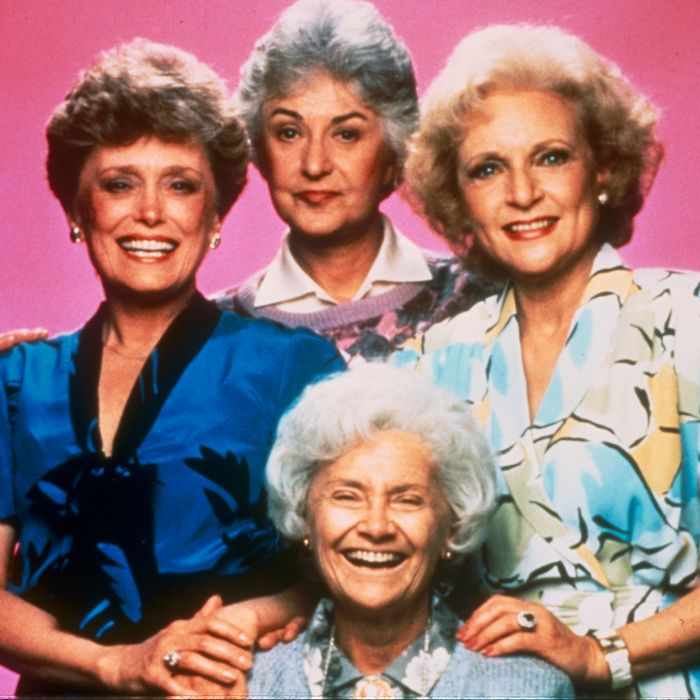 The Golden Girls.