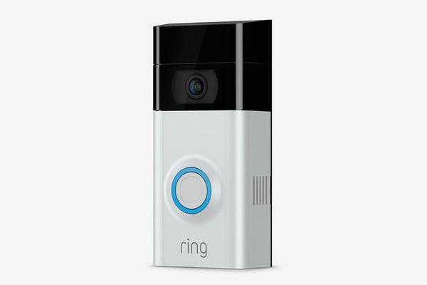 Ring Video Doorbell 2 with Free Echo Dot (3rd Gen)