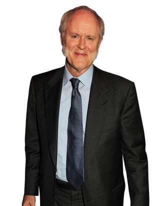 John Lithgow attends an after party following the press night performance of Matthew Bourne's Sleeping Beauty at Sadler's Wells Theatre on December 9, 2012 in London, England.