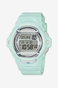 Casio Baby-G Women's Watch Light Mint 46mm Resin