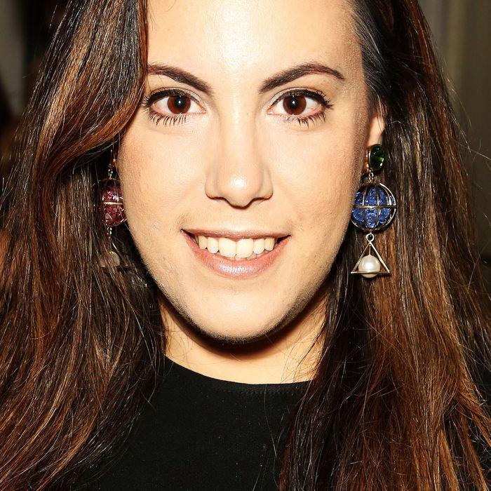 Mary Katrantzou.