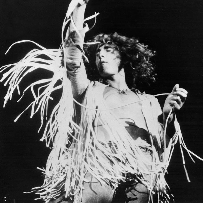 4fafec783ab6f You Know Who Had a Terrible Time at Woodstock  Some Guy Named Roger Daltrey