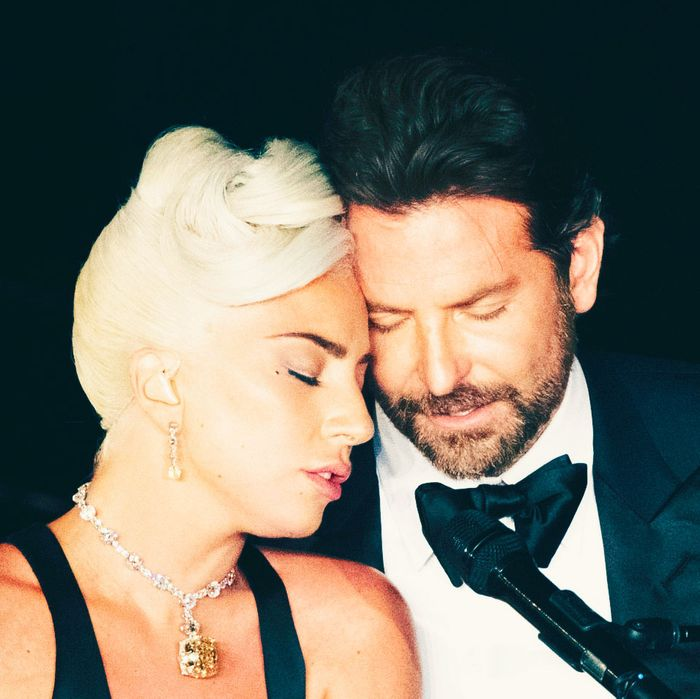 ea725f72bc0 Lady Gaga and Bradley Cooper Really … Went for It at the Oscars