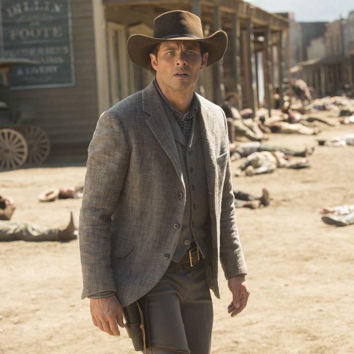 James Marsden as Teddy.