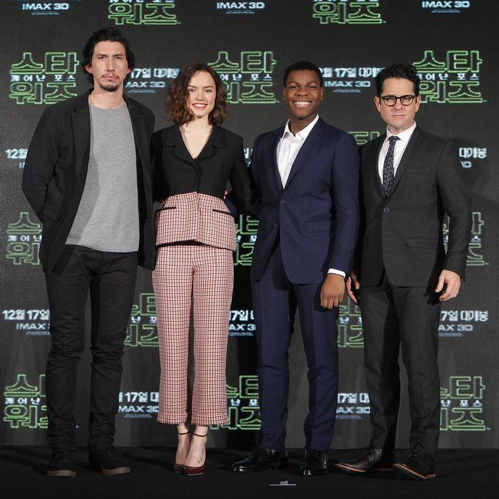 <em>The Force Awakens</em>.