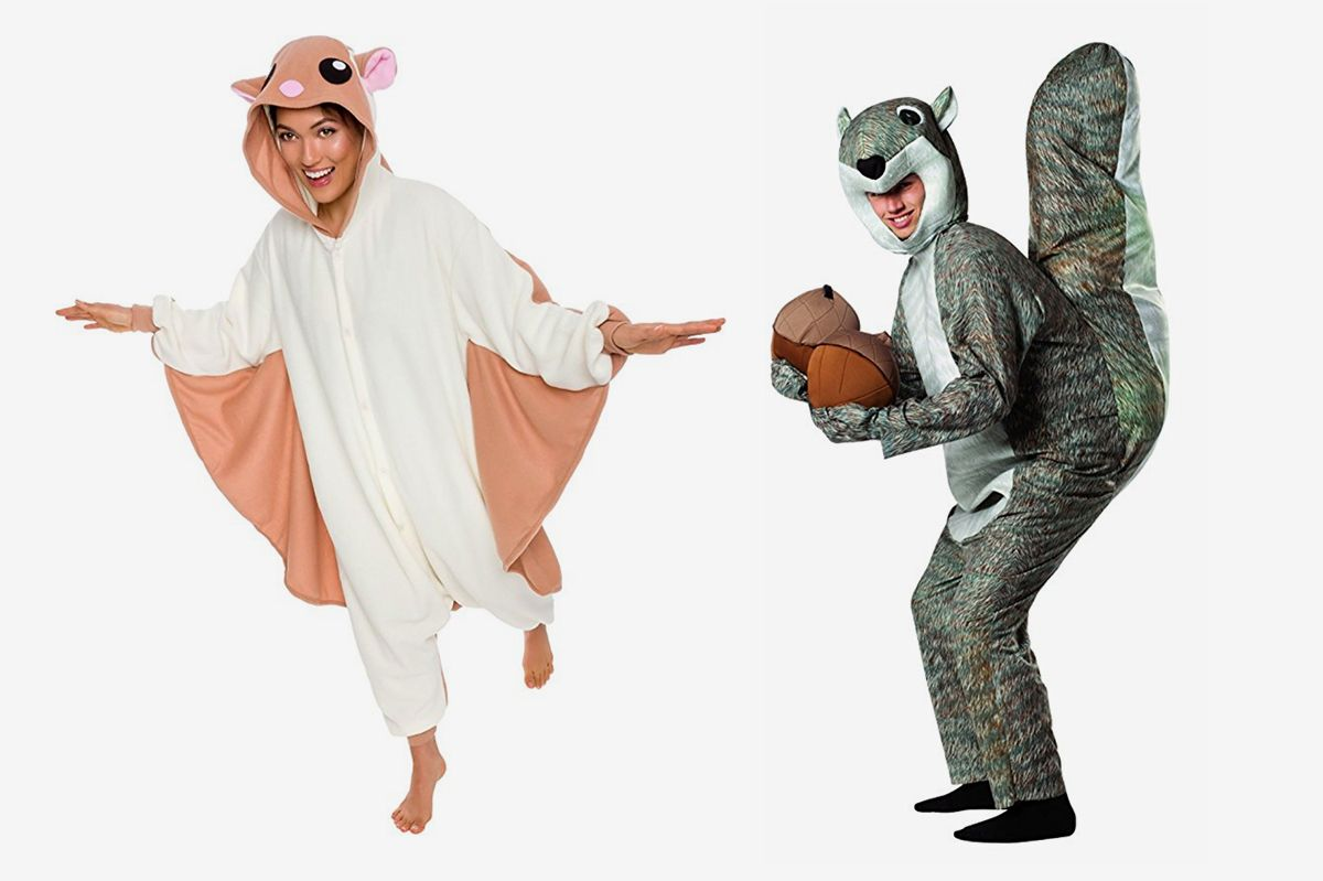 flying squirrel animal costume