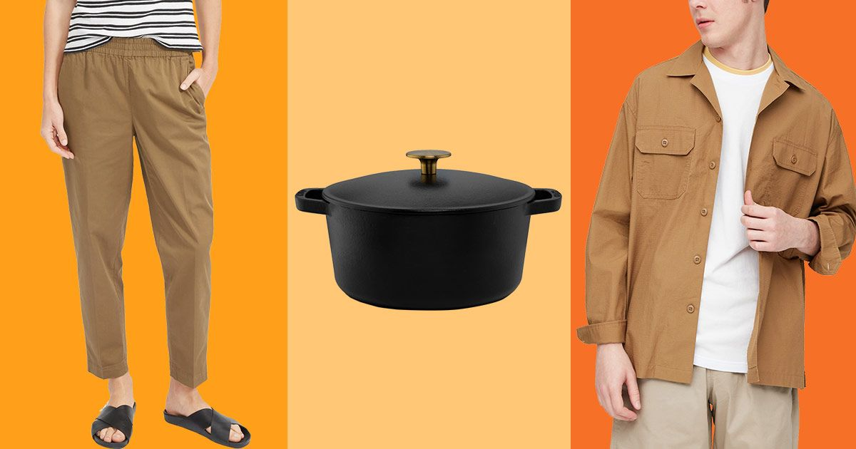 10 Things On Sale You'll Actually Want to Buy: From Schoolhouse to Uniqlo