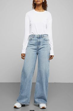 Weekday Ace High Wide Jeans