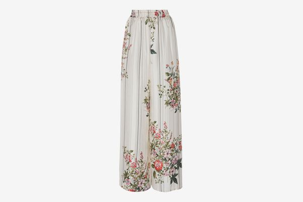 Roseanna Italy Connor Wide Leg Pant