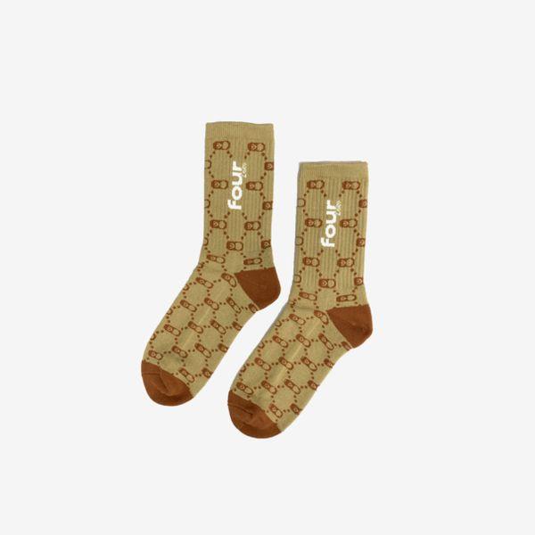 Four Loko Fucci Socks