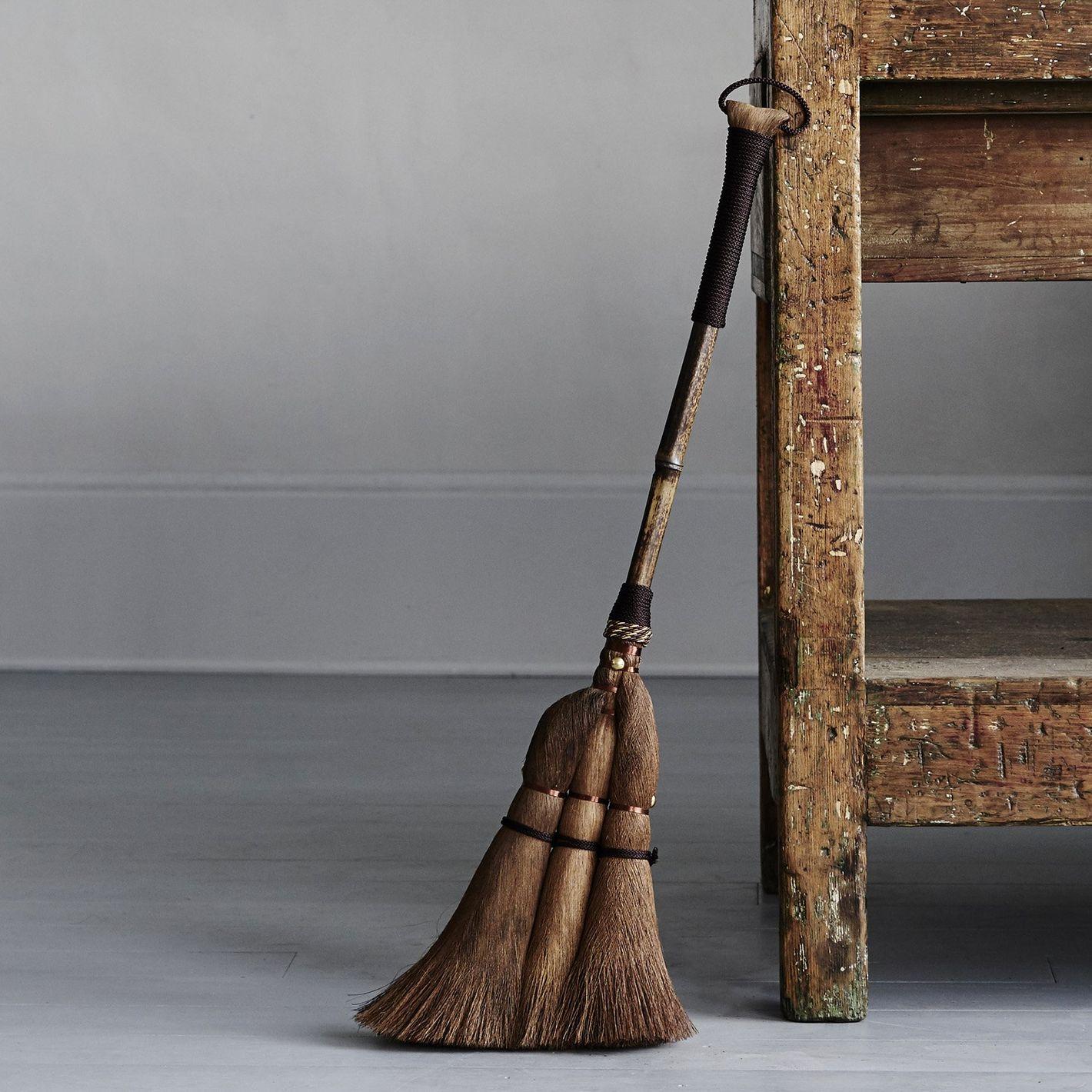 Koji Nakamura Palm Broom
