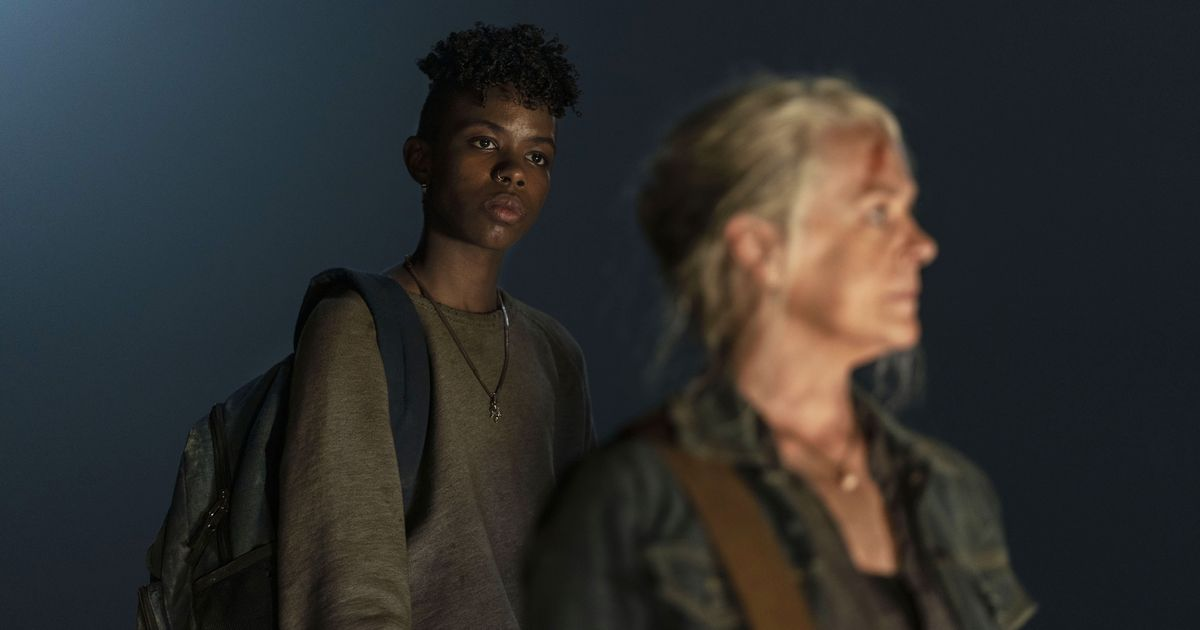 The Walking Dead Midseason-Premiere Recap: You Can Leave Your Mask On