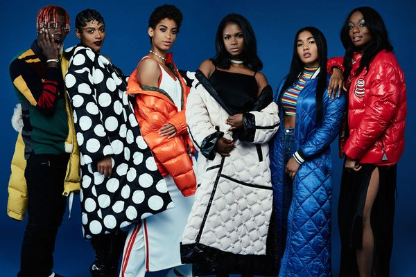 6 Hip-hop Influencers Wearing the Season's Hottest Puffers