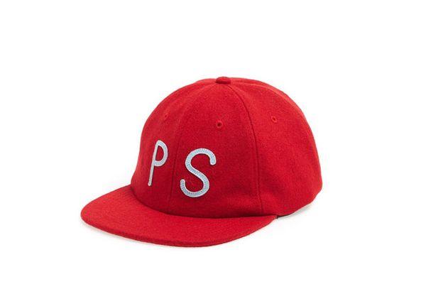 Poler Wool Blend Baseball Cap