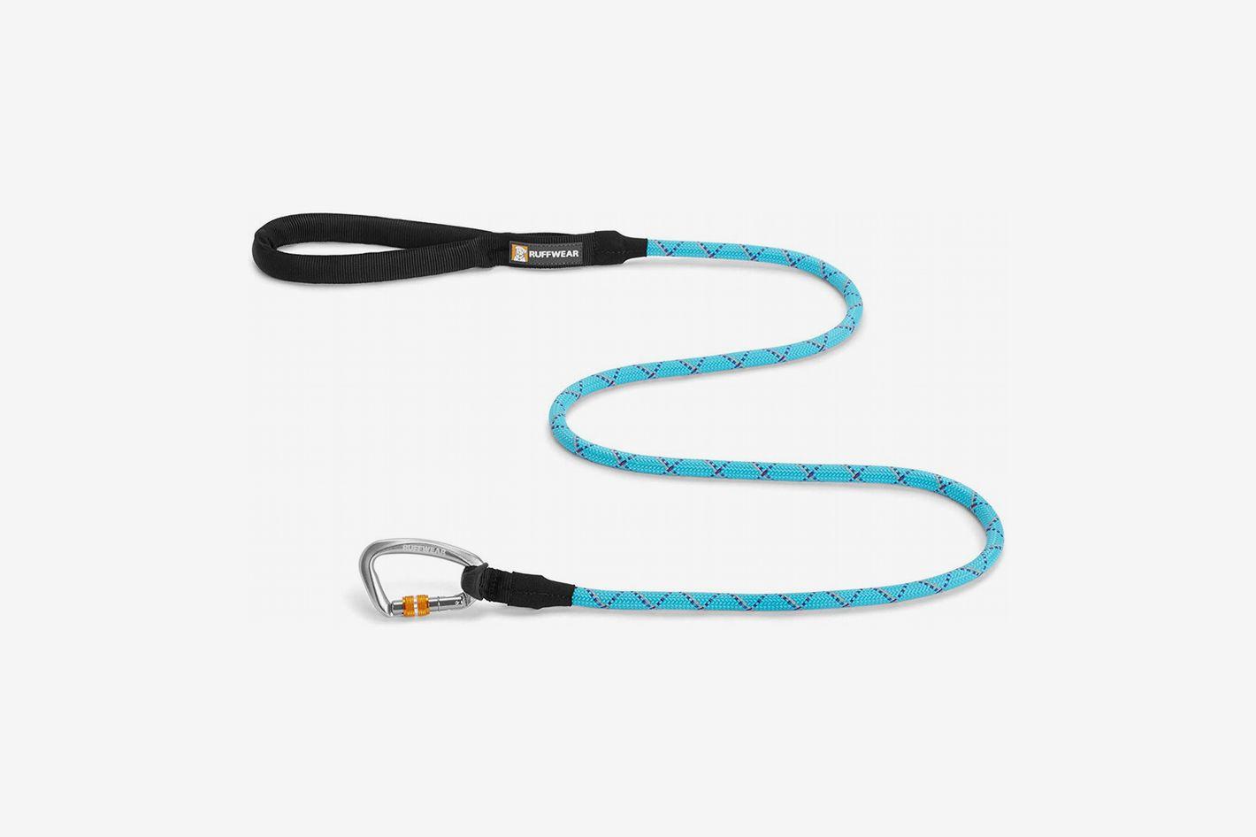Ruffwear Knot-a-Leash Reflective Dog Leash with Secure Locking Carabiner