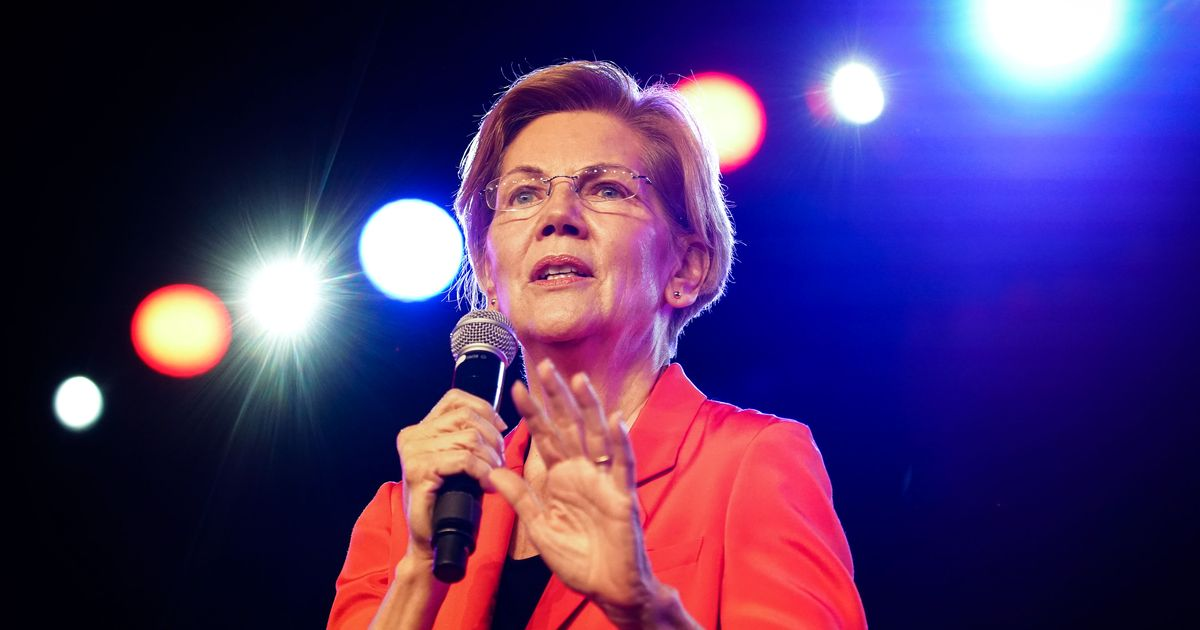 Warren Acknowledges 'Mistakes' at Native American Conference