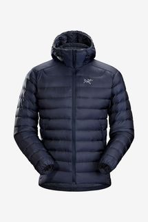 Arc'teryx Men's Cerium LT Hooded Down Jacket