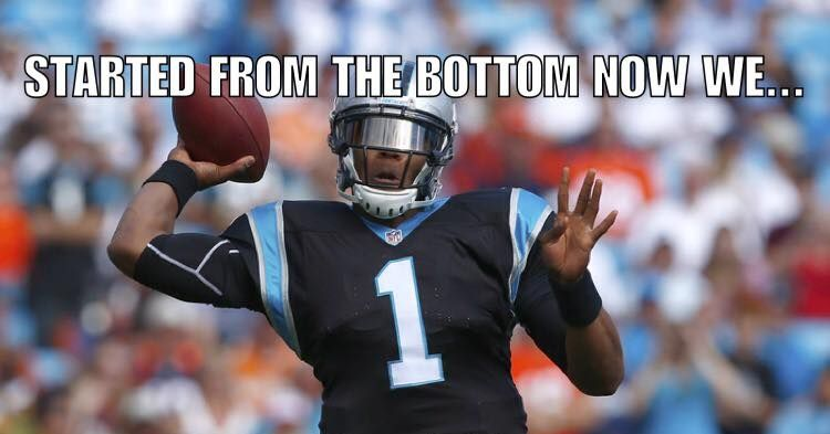 DON'T LOSE OTHERWISE THEY'LL PHOTOSHOP MY FACE ON YOU Wise ... |Panthers Lose Meme