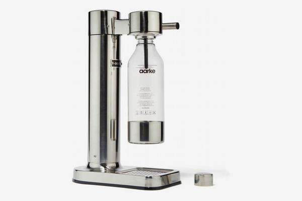 Aarke Stainless-Steel Sparkling-Water Maker