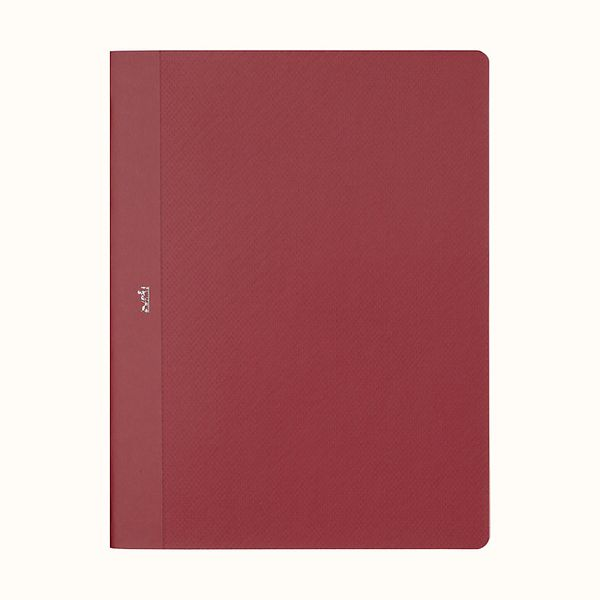 Hermès Grain d'H Blank Writing Pad