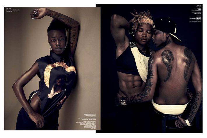 Nick Knight/Showstudio for V Magazine.