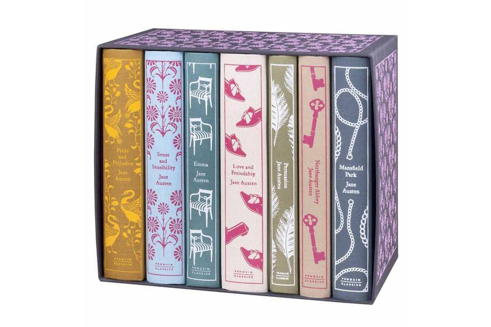 Jane Austen Boxed Set From Juniper Books
